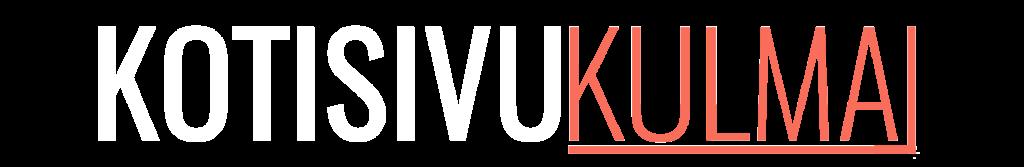 kuvassa kotisivukulman logo